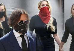 Johnny Depp ve Amber Heardün davası başladı