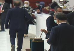 Meclis Başkanlığında seçim 2. tura kaldı