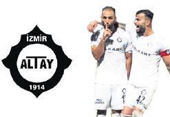 Altay kaderini İzmire bıraktı
