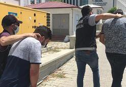 Yardım kolisi diyerek uyuşturucu getiren şüpheliler tutuklandı
