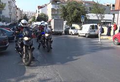 Gaziosmanpaşada denetim: 15 kişi gözaltına alındı