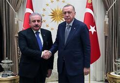 Son dakika haberi: Cumhurbaşkanı Erdoğandan Şentopa tebrik telefonu