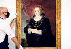 Rubens'in kayıp portresi satışta