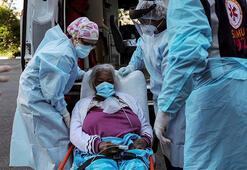 Son dakika: Koronavirüs kabus gibi çöktü... Ölü sayısı patladı