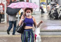Meteorolojiden flaş uyarı Sıcaklıklar düşüyor, yağış geliyor