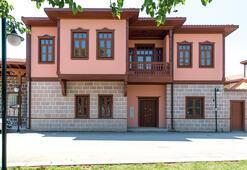 Ankara'da tarihi konaklar satışa çıkarıldı