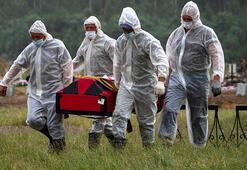 Son dakika: Rusyada koronavirüs vaka sayısı 700 bini geçti