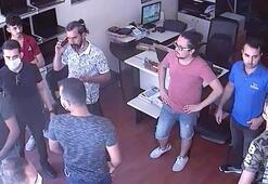 Baltayı taşa vuran bilgisayar hırsızı, polisi görünce neye uğradığını şaşırdı