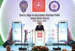 İçişleri Bakanı Soylu duyurdu: Eğitimleri biter bitmez sahaya inecekler