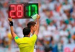 IFAB, 5 oyuncu değişikliğine 1 yıl daha izin verecek