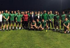 Süper Lig hedefine kilitlenen Bursaspora 2 milyon liralık prim vaadi