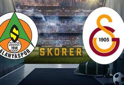Alanyaspor-Galatasaray maçı saat kaçta hangi kanalda Muhtemel 11ler...