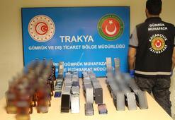 Son dakika: Bakanlık duyurdu 35 bin adet yakalandı