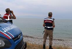 Son dakika... Van Gölünde batan göçmen teknesinin yeri tespit edildi