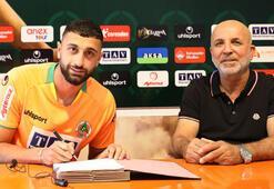 Son dakika haberler - Alanyaspor, Efkan Bekiroğluna 4 yıllık imzayı attırdı