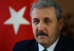 Mustafa Destici: Ayasofya derhal ibadete açılmalı