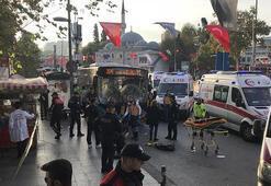 Beşiktaşta durağa dalan şoförün tahliye talebi reddedildi