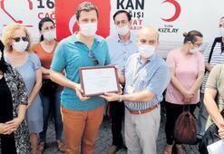 'Kan bağışı, her vatandaşın görevi'