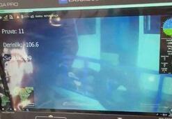 Son dakika... Van Gölünde batan teknesinin yeri tespit edildi