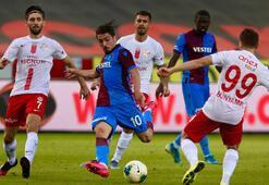 Trabzonspor-Antalyaspor: 2-2