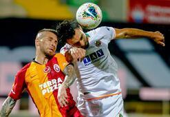 Alanyaspor-Galatasaray: 4-1
