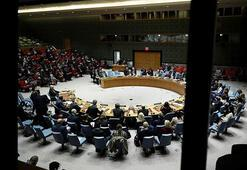 BM Güvenlik Konseyi Rusyanın Suriye tasarısını reddetti
