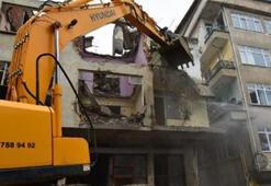 Ankarada 58 metruk bina için yıkım kararı