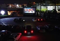 Bodrumda arabada sinema dönemi