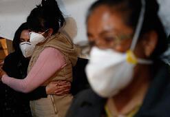 Koronavirüsten Brezilyada 1223, Meksikada 782, Hindistanda 487 kişi öldü