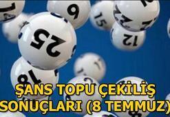 Şans Topu çekiliş sonuçları açıklandı 5+1 bilen 1 talihli büyük ikramiyenin sahibi oldu İşte kazandıran numaralar...