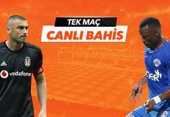 Beşiktaş - Kasımpaşa maçıTek Maç ve Canlı Bahis seçenekleriyle Misli.com'da