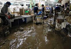 Japonyadaki sel felaketinde ölü sayısı 62ye ulaştı