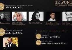 Dünyaca ünlü isimler 12 Punto TRT Senaryo Günlerinde jüri oldu