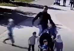 Müslüman kadına sokak ortasında ırkçı saldırı