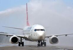 Turizmin başkentine bir günde 9 ülkeden 36 uçak geldi