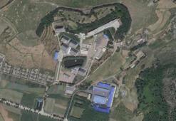Kuzey Korede nükleer başlık üretilen yeni tesis uydudan göründü