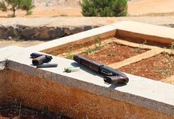 Mezarlıkta kavga çıktı 3 kişi silahla yaralandı