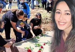 Avusturyada eşinin öldürdüğü Bircan toprağa verildi