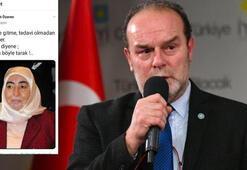 İYİ Partili Levent Özerenin skandal sözlerine tepki yağıyor