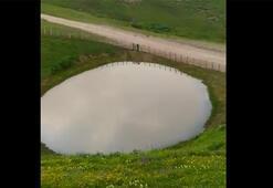 Dipsiz Göl için sevindiren haber Bakan Kurum duyurdu...