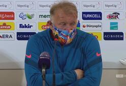 """Robert Prosinecki: """"Futbolun doğasında olan şeylerle maçı kaybettik"""""""