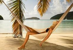 Tatil cenneti Barbadostan evden çalışanlara 1 yıllık vize