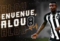 Salomon Kalou, Botafogoya transfer oldu
