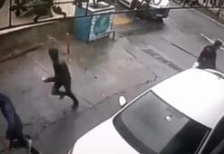 İstanbul'un göbeğinde güpegündüz kapkaç şoku