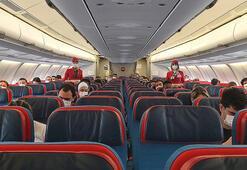 Son dakika: Uçuşlarda yeni dönem Zorunluluk kaldırıldı...