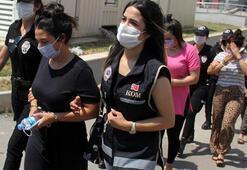 Adanada iki kuşak tefeci aileye 12 tutuklama