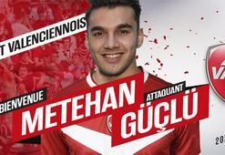 Valenciennes, Rennesden golcü futbolcu Metehan Güçlüyü kiraladı