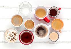Çay, kahve ve bitki çayları su yerine geçer mi