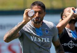 Trabzonsporda Da Costanın sözleşmesinin uzamasına tek maç kaldı