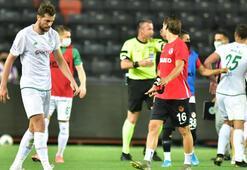 Son dakika | Konyaspor kural hatası nedeniyle maçın tekrarını istedi
